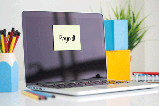 Payroll Reminder Note